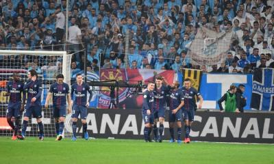 Ligue 1 - L'OM sanctionné par la LFP suite au match contre le PSG au Vélodrome