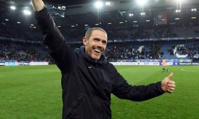 US Avranches/PSG: Damien Ott «On ressort heureux, fiers de notre parcours»