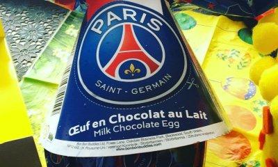 Les images partagées par les joueurs du PSG ce dimanche : Joyeuses Pâques !