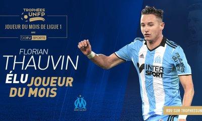 Ligue 1 - Thauvin élu meilleur joueur du mois de mars devant Pastore et Mbappé.jpg