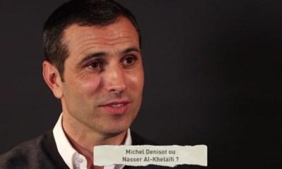 """Pauleta : Michel Denisot et Nasser Al-Khelaïfi """"sont deux grands présidents du PSG"""""""