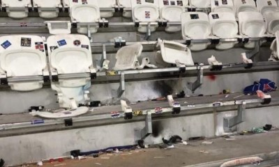 """Le Collectif Ultras Paris """"condamne avec fermeté"""" les dégâts faits au Parc OL et rappelle ses règles"""