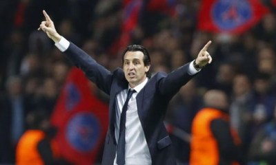 Une stat met en avant le PSG version Unai Emery