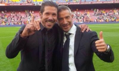 Andrea Berta tenté de signer au PSG et Diego Simeone pourrait le suivre, annonce Di Marzio