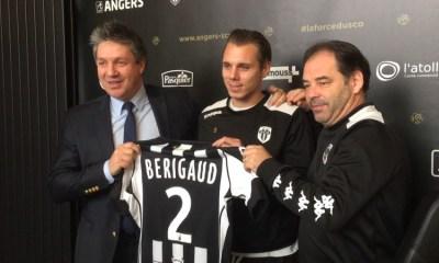 """Angers/PSG - Bérigaud """"Je suis à fond...J'ai une petite revanche à prendre"""""""