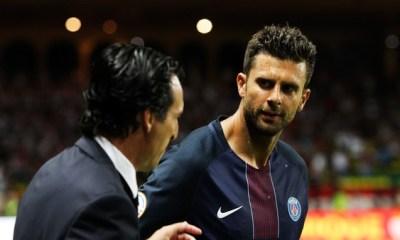 """Thiago Motta """"Emery a la confiance de tout le monde au club...On peut continuer à grandir"""""""