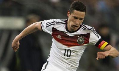 Allemagne/Cameroun - Draxler titulaire et Trapp sur le banc