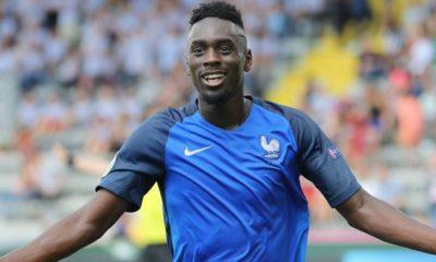 Augustin titulaire avec l'Equipe de France U20 pour le 8e de finale de Coupe du Monde contre l'Italie
