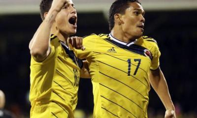 Carlos Bacca indique à James Rodriguez de bien penser avant de quitter le Real