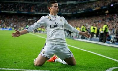 Mercato - Le PSG en compétition avec Arsenal dans le dossier James Rodriguez