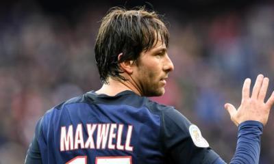 """Maxwell """"Je suis reconnaissant pour tout ce que Paris m'a donné...Je veux être utile au club"""""""