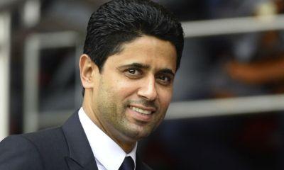 Nasser Al-Khelaïfi aperçu à Cardiff avec agents et dirigeants