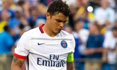 Mercato - Thiago Silva aurait été proposé à l'Inter Milan