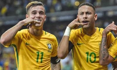 """Mercato - Sport annonce que Neymar """"part"""" au PSG et demande à Coutinho de le suivre"""