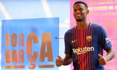 Semedo « J'espère pouvoir évoluer avec Neymar ces prochaines années »