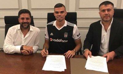 Pepe a signé au Besiktas, il le confirme et le PSG peut l'oublier !