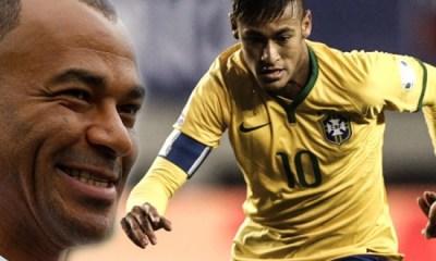 """Cafu """"Une opportunité en or pour Neymar de venir au PSG"""""""