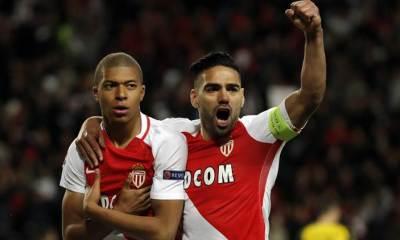 Falcao Mbappé J'espère qu'il n'y aura pas d'autres joueurs qui quitteront Monaco