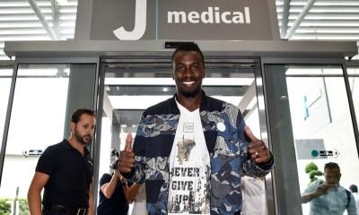 Blaise Matuidi finira se visite médicale à la Juventus Turin demain, annonce le club italien