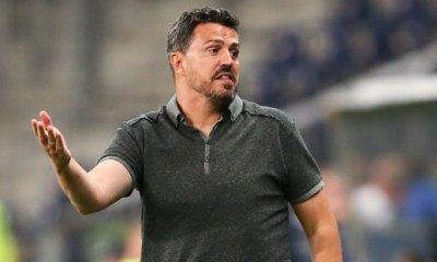 """PSG/ASSE : Garcia """"Pour nous, ce match arrive trop vite"""""""