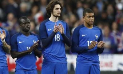 """Rabiot """"Mbappé m'a expliqué que son arrivée au PSG devrait être officialisé ce mardi"""""""