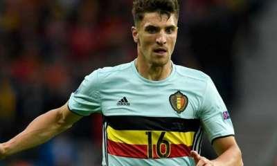Thomas Meunier sélectionné avec la Belgique pour jouer contre Gibraltar et la Grèce