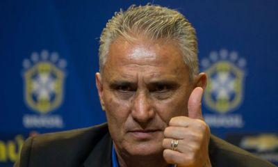 """Tite """"que Neymar rejoigne le PSG c'est mieux pour la Seleçao """""""