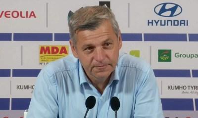 """PSG/OL - Génésio """"on méritait certainement mieux...On a eu les occasions"""""""