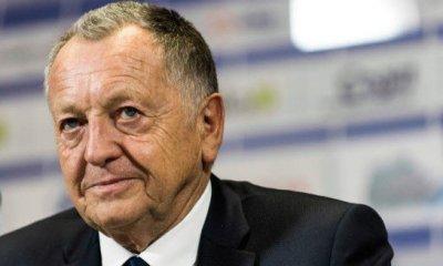 Jean-Michel Aulas s'inquiète pour son équipe avant d'affronter le PSG
