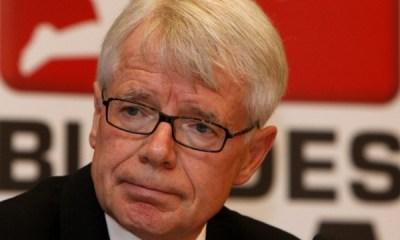 Le président de la Ligue de Football Allemande se plaint aussi du mercato du PSG