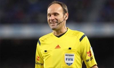 PSG/Bayern - L'arbitre de la rencontre a été désigné, un Espagnol qui n'aime pas le rouge