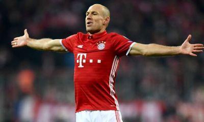 PSGBayern - Robben L'argent ne marque pas de buts, c'est la qualité qui compte