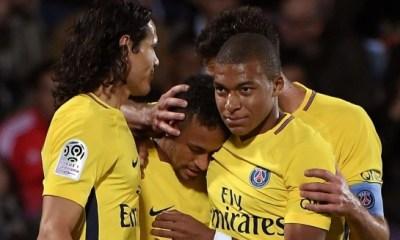 """Roche """"Neymar et Mbappé doivent trouver un juste milieu dans leur façon de se rechercher"""""""