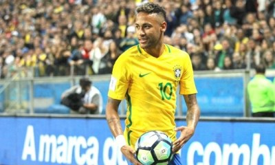 Neymar heureux de jouer avec Mbappé