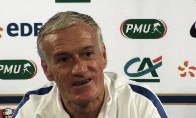 """Deschamps """"Mbappé ou les autres? ce match en Bulgarie va leur servir"""""""