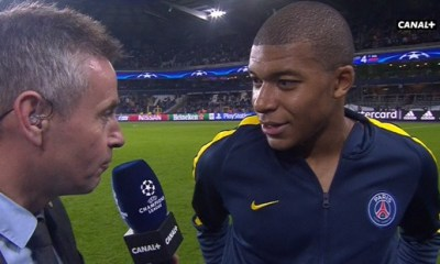"""Anderlecht/PSG - Mbappé """"c'est vrai que des fois on gère un peu trop"""""""