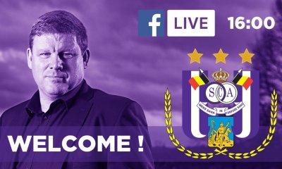LDC - Anderlecht a enfin un nouvel entraîneur, 2 semaines avant de recevoir le PSG