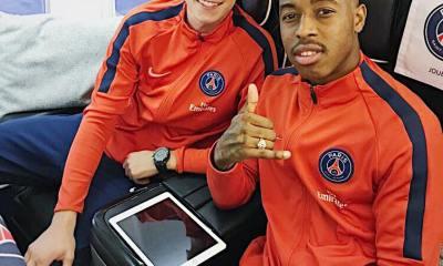 Les images du PSG ce vendredi : retour de la Ligue 1 en allant à Dijon !