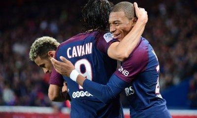 """Mbappé """"Cavani est le joueur parfait pour des profils comme Neymar et moi"""""""