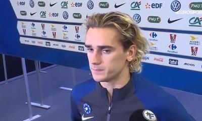 """Griezmann """"Mbappé? Je ne savais pas ce qu'il aimait faire ou ce qu'il voulait faire"""""""