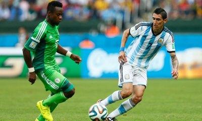 Argentine/Nigéria - Lo Celso et Di Maria titulaires lors de la défaite argentine