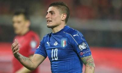 Marco Verratti aussi critiqué par L'Equipe après Suède/Italie
