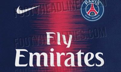 Des premières images de la tenue 2017-2017 du PSG, selon le fiable FootyHeadlines
