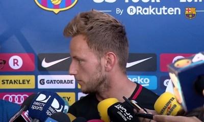 """Rakitic """"Neymar est l'un des meilleurs joueurs du monde"""""""