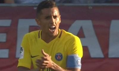 """Marquinhos """"Je suis fier d'avoir eu la possibilité d'être capitaine du PSG"""""""