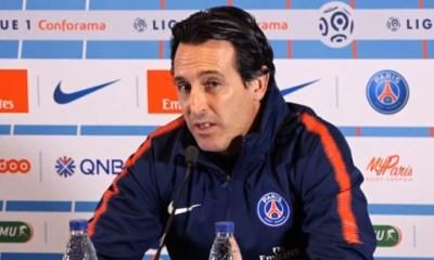"""Strasbourg/PSG - Emery """"Je ne suis pas content du résultat car je n'aime pas perdre"""""""