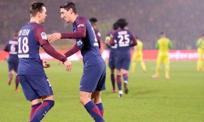 FC Nantes/PSG (0-1) : Les notes des Parisiens : Le roc Marquinhos, la maladresse de Di Maria