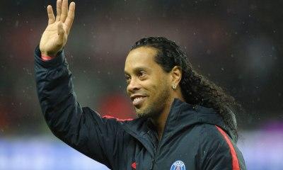 Ronaldinho prends sa retraite