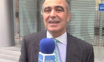 """Gonzalez-Martin """"C'est à Emery et ses joueurs d'avoir peur, pas au Real Madrid"""""""