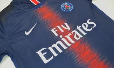 Le maillot du PSG pour la saison prochaine en images !